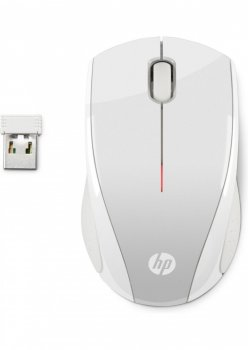 Миша HP Wireless Mouse silver X3000