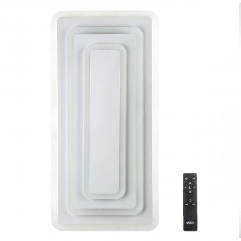 Світильник світлодіодний V-WATT Longus 100W пульт ДУ 1 (Настінно-стельовий, Люстра LED)