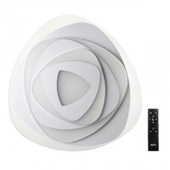 Світильник світлодіодний V-WATT Ellipses 90W пульт ДУ 1 (Настінно-стельовий, Люстра LED)