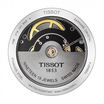 Годинники чоловічі Tissot gentleman T098.407.16.032.00