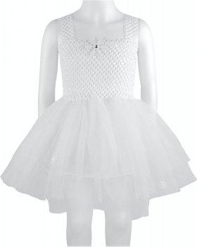 Платье Снежана Seta Decor 19-1011WT 26-28 Белое (2000048617015)