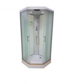 Гідробокс VERONIS BN-1-90 90х90 матовий, з кришою