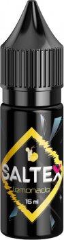 Рідина для електронних сигарет Saltex Lemonade 45 мг 15 мл (Лимонад) (S-L-15-45)