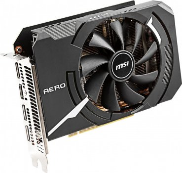 MSI GeForce GTX1660TI 6GB GDDR6 AERO ITX OC (GF_GTX_1660_TIAEROITX6GO)