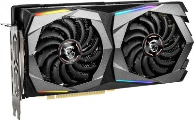 MSI PCI-Ex GeForce RTX 2060 Super Gaming 8GB GDDR6 (256bit) (1650/14000) (HDMI, 3 x DisplayPort) (RTX 2060 SUPER GAMING)