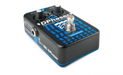 Бас-гітарна педаль ефектів EBS DPhaser (без коробки) (17-13-25-18)