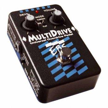 Бас-гітарна / гітарна педаль ефектів EBS MultiDrive (без коробки) (17-13-25-20)