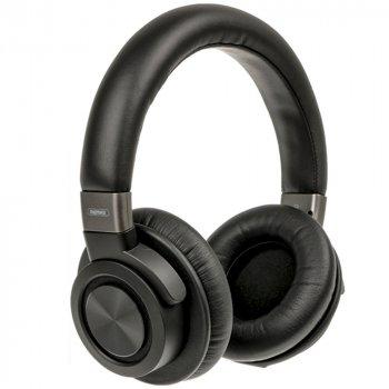 Bluetooth наушники-гарнитура Remax RB-650HB Black