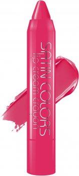 Помада-олівець Belor Design Smart Girl Satin Colors тон 008 Натуральний рожевий 2.3 г (4810156046229)