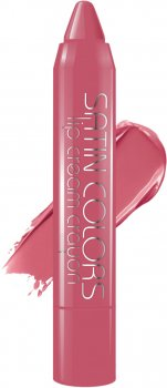 Помада-олівець Belor Design Smart Girl Satin Colors тон 009 Світло-рожевий 2.3 г (4810156046236)