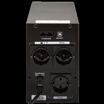ДБЖ лінійно-інтерактивний LogicPower LPM-UL1250VA(875Вт)