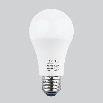 Світлодіодна лампа Ilumia низьковольтна 10Вт, 24В Цоколь Е27, 4000К (нейтральний білий), 1000Лм (075)