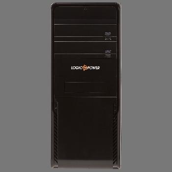 Корпус LP 5860BK + Блок живлення ATX 450W 12см + Вбудований ДБЖ 650VA без АКБ