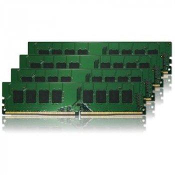 Модуль пам'яті для комп'ютера DDR4 16GB (4x4GB) 2400 MHz eXceleram (E416247AQ)