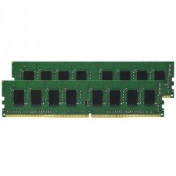 Модуль пам'яті для комп'ютера DDR4 16GB (2x8GB) 2400 MHz eXceleram (E47038AD) Тип пам'яті - DDR4, Об