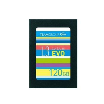 "Винчестер Team T253LE120GTC101 120 Gb SSD SATA III 2.5"" L3 EVO TLC (153251)"