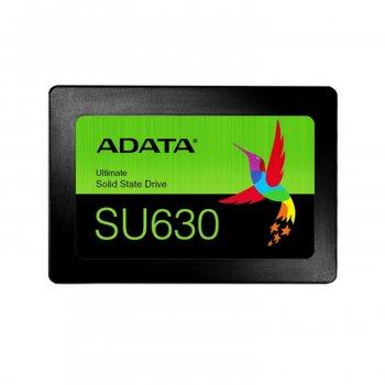 "Винчестер ADATA ASU630SS-480GQ-R 480 Gb SSD SATA III 2.5"" Ultimate SU630 Maxio 3D QLC 520 450 MBs (183638)"