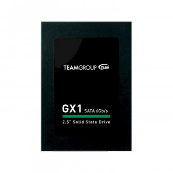 "Винчестер Team GX1 T253X1120G0C101 120 Gb SSD SATA III 2.5"" TLC (182625)"