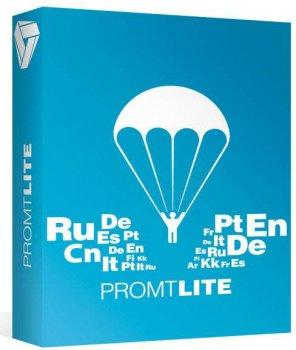 PROMT Lite 20 англо-російсько-англійський (Електронна ліцензія. Тільки для домашнього використання)