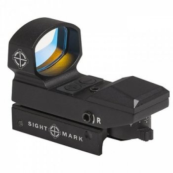 Коллиматорный прицел Sightmark SM26013 с электронной системой управления яркостью