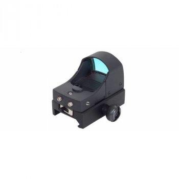 Коліматорний приціл Sightmark Mini Shot Reflex Sight SM13001-DT панорамний, 2 рівня яскравості підсвічування