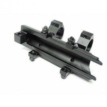 Кронштейн LEAPERS с кольцами 25,4 мм для СКС MNT-T640, MNT-640T5