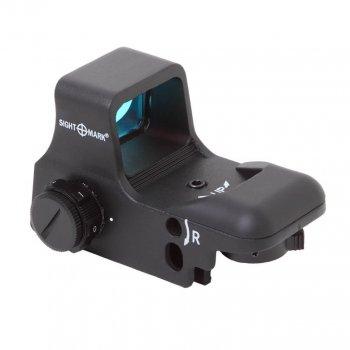 Коліматорний приціл Sightmark SM13005 (стаціонарний) для великих калібрів