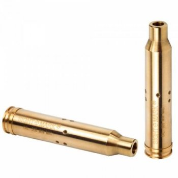 Лазерный патрон для холодной пристрелки SightMark калибр .300 WIN, 8mm REM, 385 REM, 350 REM, 300 HH, 375 HH.