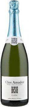 Вино игристое Clos Amador Cava Semi Sec Classic белое полусухое 0.75 л 7% (8426998257592)