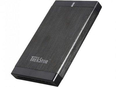 """Накопичувач зовнішній HDD 2.5"""" 500GB USB TrekStor DataStation Pocket G. U. Black (TS25-500PGU)"""