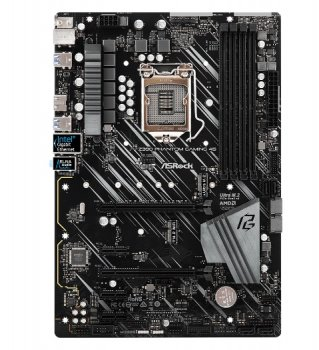 Материнська плата ASRock Z390 Phantom Gaming 4S Socket 1151