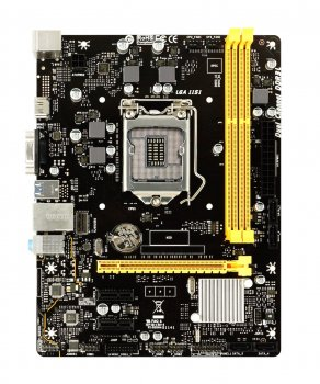 Материнська плата Biostar H310MHD3 Socket 1151