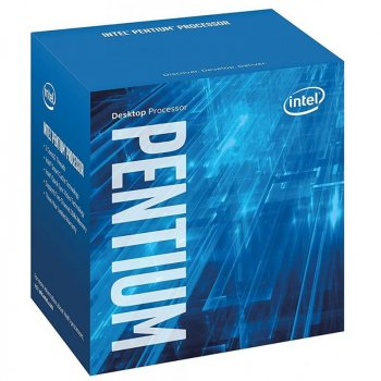 Процесор Intel Pentium Gold G5400 3.7 GHz (4MB, Coffee Lake, 54W, S1151) Box (BX80684G5400)