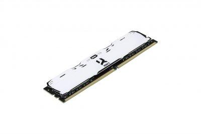 Модуль пам'яті DDR4 2x8GB/3000 GOODRAM Iridium X White (IR-XW3000D464L16S/16GDC)