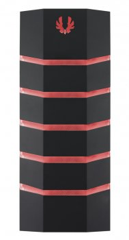 Корпус BitFenix Colossus Venom Black (BFC-CLS-600-KKLG1-RP) без БЖ