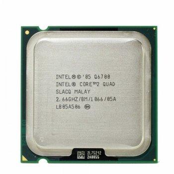 Процесор Intel Core2 Quad Q6700 LGA775 2.66 GHz/ 8 MB/ 1066 Mhz s775 Tray Б/У