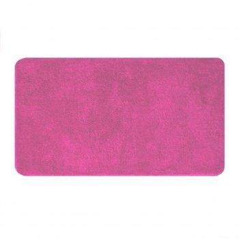 Килимок у ванну STENSON 40 х 60 см (R21707) Рожевий