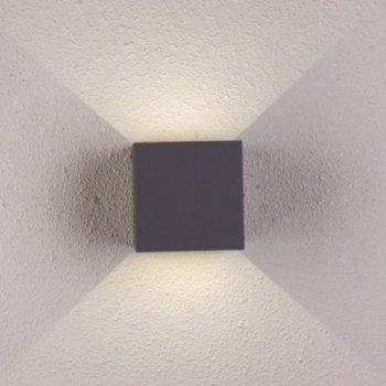 Настінний світильник Crystal Lux Clt 520W BL
