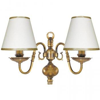 Бра Arte Lamp A1020AP-2AB Flemish
