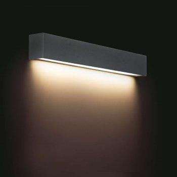 Світлодіодний світильник Nowodvorski STRAIGHT WALL LED GRAPHITE S 9618