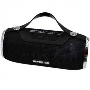 Колонка Портативная bluetooth спикер Hopestar H40 Чёрная (46999)