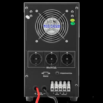 ИБП с правильной синусоидой LogicPower LPM-PSW-2000VA (1400W) 48V для котлов и аварийного освещения