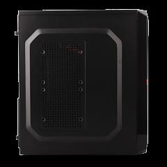 Корпус LP 2011-400W 8см black case chassis cover с 2xUSB2.0 и 1xUSB3.0