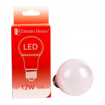 LED лампа ElectroHouse E27 12W (EH-LMP-1241)