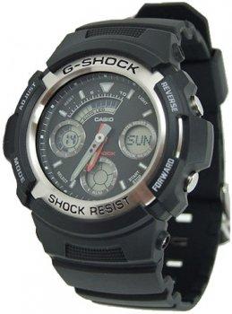 Чоловічий годинник CASIO AW-590-1AER