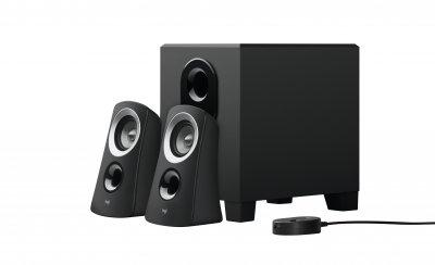 Акустическая система Logitech Speaker System Z313 (980-000413)