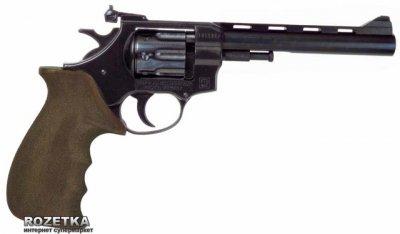 "Револьвер Weihrauch HW4 6"" (дерево)"