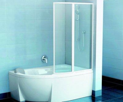 Ванна акриловая RAVAK ROSA 150 CJ01000000 правосторонняя