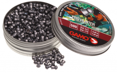 Свинцеві кулі Gamo Pro-Hunter 0.49 р 500 шт (6321934)