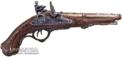 Макет пістолета двоствольного, виготовленого в Сент-Етьєні для Наполеона, 1806 рік Denix (1026)